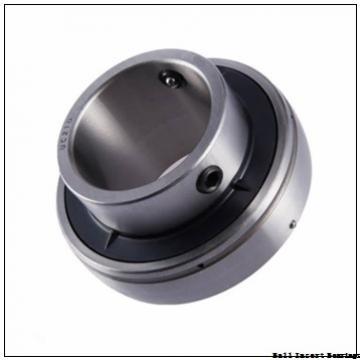 31.75 mm x 62 mm x 23,82 mm  Timken RA103RRB2 Ball Insert Bearings