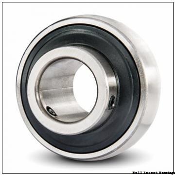 28,575 mm x 62 mm x 23,82 mm  Timken RA102RRB Ball Insert Bearings