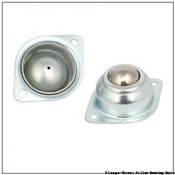 Sealmaster USFC5000A-207-C Flange-Mount Roller Bearing Units