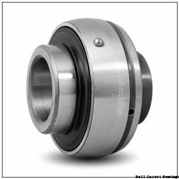 25,4 mm x 52 mm x 21,44 mm  Timken RA100RR Ball Insert Bearings