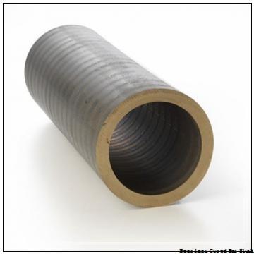 Oilite CC-2604 Bearings Cored Bar Stock