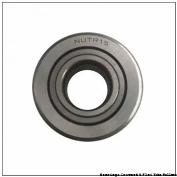 INA NA2202-X-2RSR Bearings Crowned & Flat Yoke Rollers