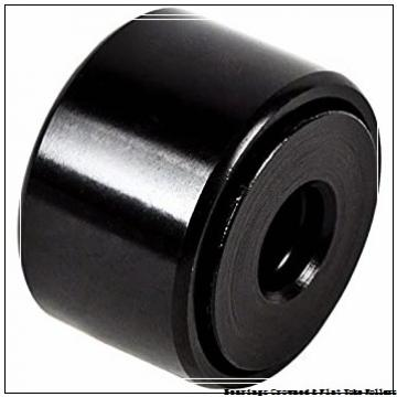 RBC CRBY 5 Bearings Crowned & Flat Yoke Rollers