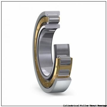 2.2650 in x 4.2500 in x 1.0000 in  Rollway WCT19 Cylindrical Roller Thrust Bearings