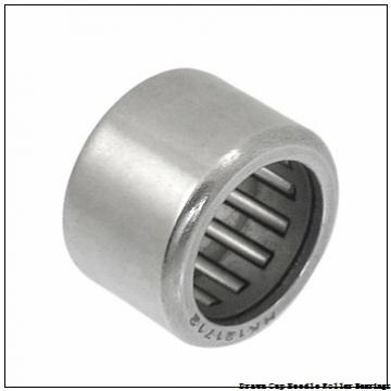 0.472 Inch | 12 Millimeter x 0.709 Inch | 18 Millimeter x 0.63 Inch | 16 Millimeter  INA HK1216-2RS-AS1 Drawn Cup Needle Roller Bearings