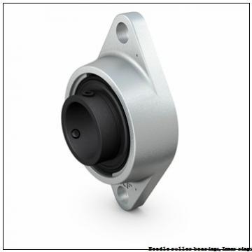 0.375 Inch | 9.525 Millimeter x 0.625 Inch | 15.875 Millimeter x 1 Inch | 25.4 Millimeter  McGill MI 6 Needle Roller Bearing Inner Rings