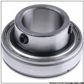 0.813 Inch   20.65 Millimeter x 1 Inch   25.4 Millimeter x 0.75 Inch   19.05 Millimeter  McGill MI 13 N Needle Roller Bearing Inner Rings