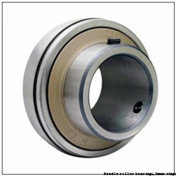 0.688 Inch | 17.475 Millimeter x 0.875 Inch | 22.225 Millimeter x 0.75 Inch | 19.05 Millimeter  McGill MI 11 N Needle Roller Bearing Inner Rings