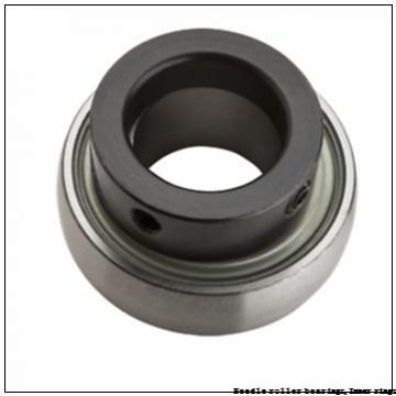 2.438 Inch | 61.925 Millimeter x 3 Inch | 76.2 Millimeter x 1.75 Inch | 44.45 Millimeter  McGill MI 39 Needle Roller Bearing Inner Rings