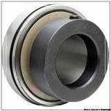 31.75 mm x 72 mm x 25,4 mm  Timken RA104RR Ball Insert Bearings