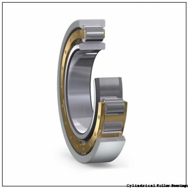 320 mm x 480 mm x 74 mm  Timken NU1064MA Cylindrical Roller Bearings #2 image