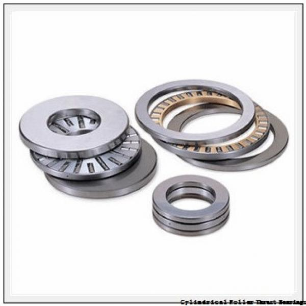 1.4375 in x 2.8750 in x 0.8125 in  Rollway T-608 Cylindrical Roller Thrust Bearings #3 image