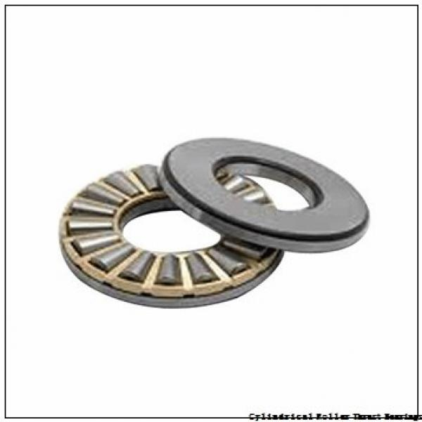 1.4375 in x 2.8750 in x 0.8125 in  Rollway T-608 Cylindrical Roller Thrust Bearings #1 image