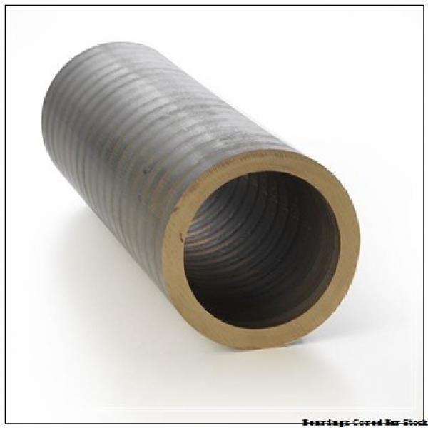 Oilite CC-4503 Bearings Cored Bar Stock #1 image