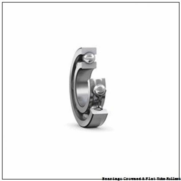 Smith BYR-1-3/8-X Bearings Crowned & Flat Yoke Rollers #2 image