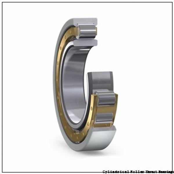1.4375 in x 2.8750 in x 0.8125 in  Rollway T-608 Cylindrical Roller Thrust Bearings #2 image