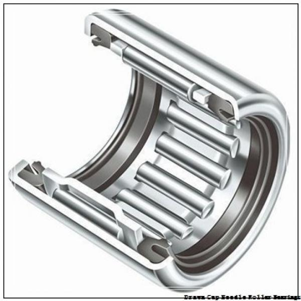 INA BK3016 Drawn Cup Needle Roller Bearings #3 image