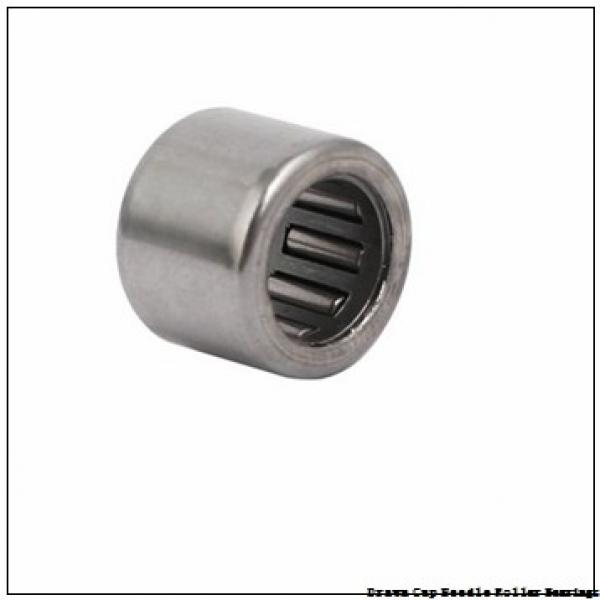 INA HFZ040708 Drawn Cup Needle Roller Bearings #1 image
