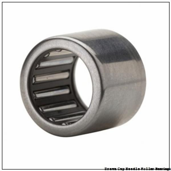 INA HFZ040708 Drawn Cup Needle Roller Bearings #2 image