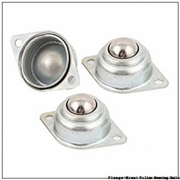 Sealmaster USBF5000A-107-C Flange-Mount Roller Bearing Units #2 image