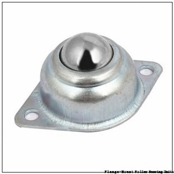 Sealmaster USBF5000E-107-C Flange-Mount Roller Bearing Units #1 image