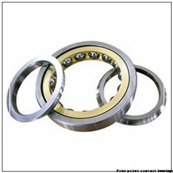 FAG QJ212-MPA Four-Point Contact Bearings #1 image