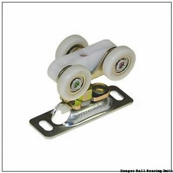 Link-Belt HM3U224N Hanger Ball Bearing Units #3 image