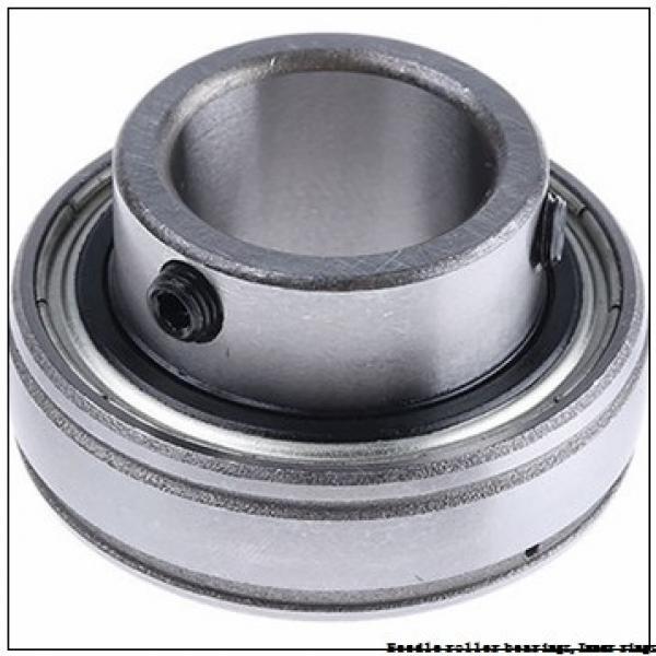 0.438 Inch | 11.125 Millimeter x 0.625 Inch | 15.875 Millimeter x 0.75 Inch | 19.05 Millimeter  McGill MI 7 N Needle Roller Bearing Inner Rings #2 image
