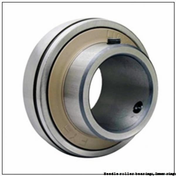 0.813 Inch | 20.65 Millimeter x 1 Inch | 25.4 Millimeter x 1 Inch | 25.4 Millimeter  McGill MI 13 Needle Roller Bearing Inner Rings #1 image